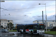 Iveco Bus Urbanway 12 – Keolis Caen / Twisto n°406 - Photo of Saint-Aignan-de-Cramesnil