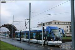 Bombardier TVR (Transport sur Voie Réservée) – Keolis Caen / Twisto n°517