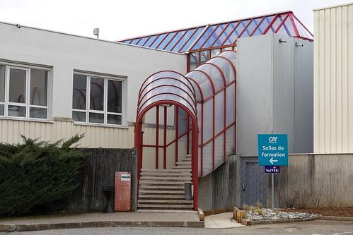 Zone Industrielle des Glaisins @ Annecy-le-Vieux