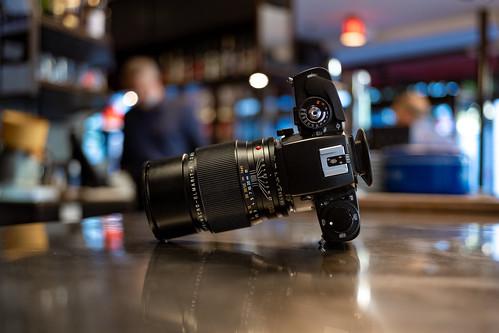 APO-Macro-Elmarit-R 100mm f/2.8 & Leica R5