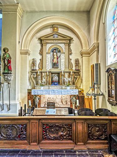 Kerk Deurle -2-