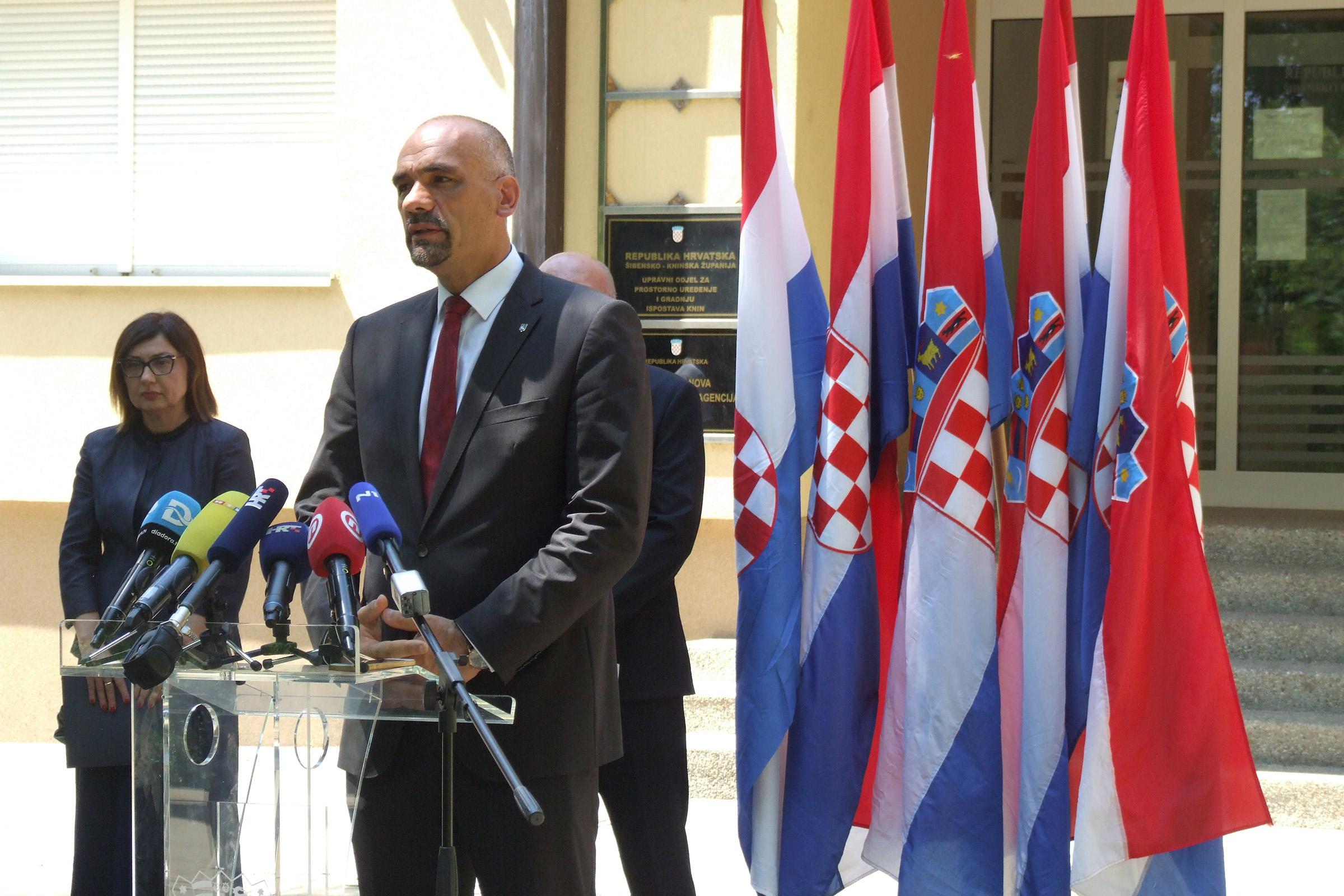 U Kninu održana konferencija za medije povodom obilježavanja 25. obljetnice VRO Oluja