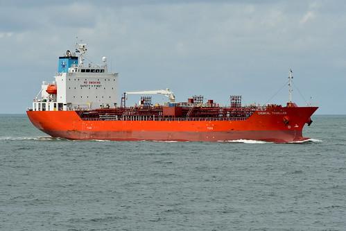 IMO 9804851 Chemical Traveller MH 200726 Maasvlakte 1003