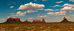 Outside Monument Valley