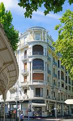 L'ancien hôtel du Parc (Vichy)