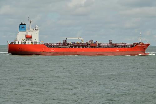 IMO 9804851 Chemical Traveller MH 200726 Maasvlakte 1004