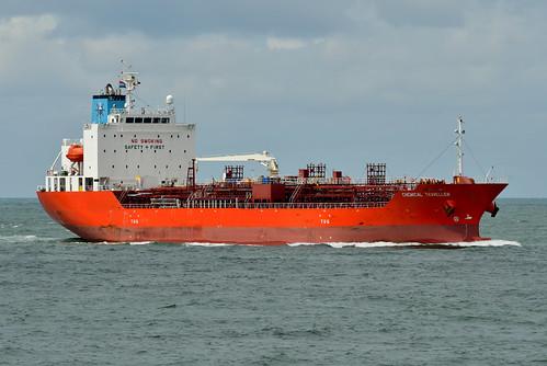 IMO 9804851 Chemical Traveller MH 200726 Maasvlakte 1002
