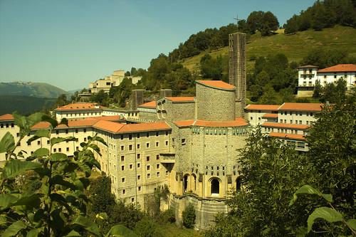 Sanctuary of Arantzazu