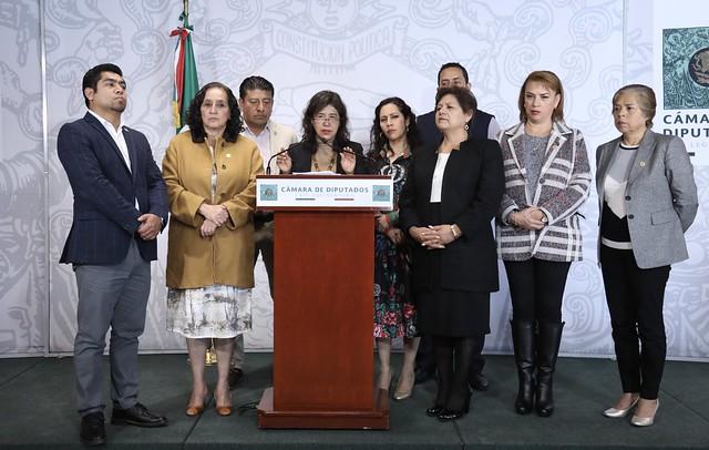 06/02/2020 Conferencia De Prensa Comisión De Educación