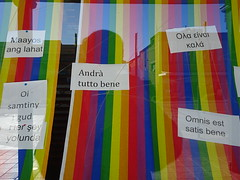 Multilingual Rainbows
