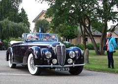 1950 Delahaye 135 M Cabriolet