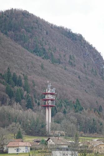 Antenne mobile CHANTELOUP RTE DU PLAN DE SAGRAN @ Annecy-le-Vieux