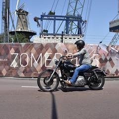 Harley Davidson - Leiden