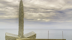 Le Mémorial de la Pointe du Hoc. DSC_0209