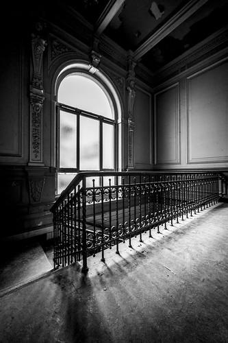 venerable stairwell