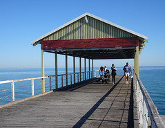 End of Semaphore Jetty