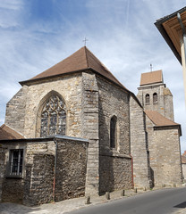 3132 Eglise Saint-Thomas-Becket de Boissy-sous-Saint-Yon