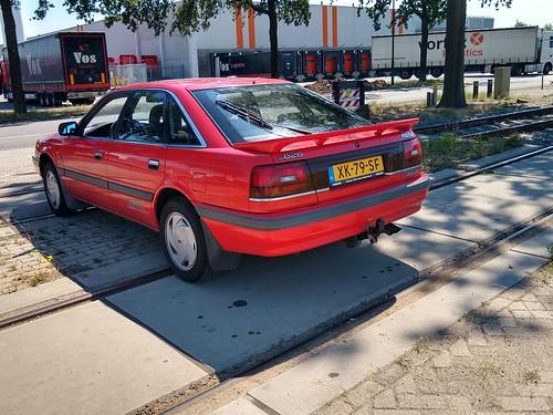 Mazda 626 hatchback 2.0i-16v GT-4ws