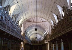 Mafra's Convent - Palace - Bibliothéque [Overview]