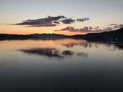 RIngvassøya fra Tromsøbrua kl 02:30