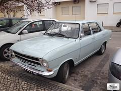 Opel Kadett Limousine - Moita