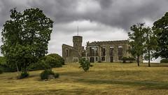 Le château du mont de Cerisy. DSC_0291