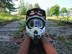 June 23, 2020 MTB ride exploring at Askim, Indre Østfold, Viken, Norway