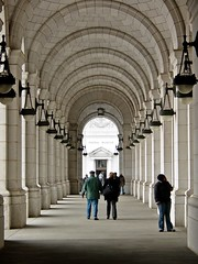 Front of Union Station