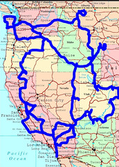 2015 Road Trips