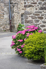 Saint-Suliac, Brittany, France