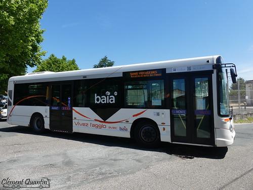 HEULIEZ GX 137 L - 9561 / Transdev Bassin d'Arcachon