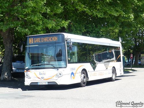 HEULIEZ GX 137 L - 9562 / Transdev Bassin d'Arcachon