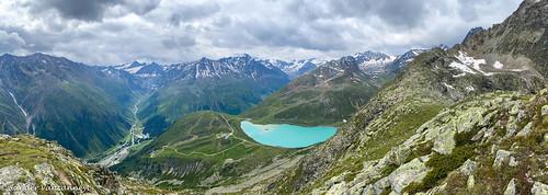 Brandkogel (2677m) panorama
