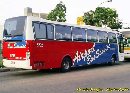 5732 - Airport Bus Service