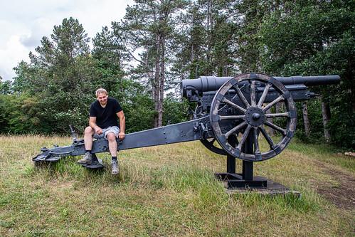 Les canons de Vierves