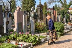 Prague: Vyšehrad Cemetery