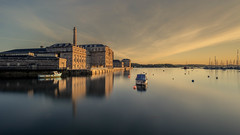 The Royal William Yard / Devil's Point