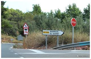 Excursión Garbí Barraix