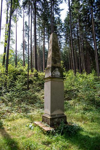 sächsische Verfassungssäule (Konstitutionssäule)