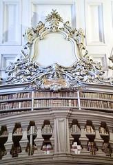 Mafra's Convent - Palace - Bibliothéque[Detail]