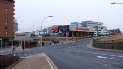 2020 (cropped) - Exterior of Scotiabank Centre in Halifax, Nova Scotia