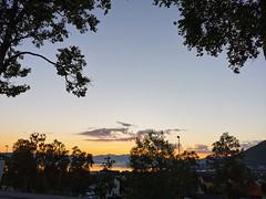 Solnedgang ved Ishavskatedralen