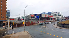 2019 - Exterior of Scotiabank Centre in Halifax, Nova Scotia