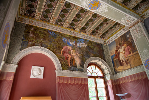 """Fresken Schöne Höhe Belvedere"""""""