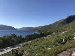 Veien langs Kaldfjorden