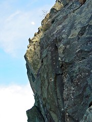 Cliff over the Blue Ridge Parkway [01]