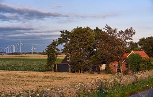 Evening in Lutjewinkel