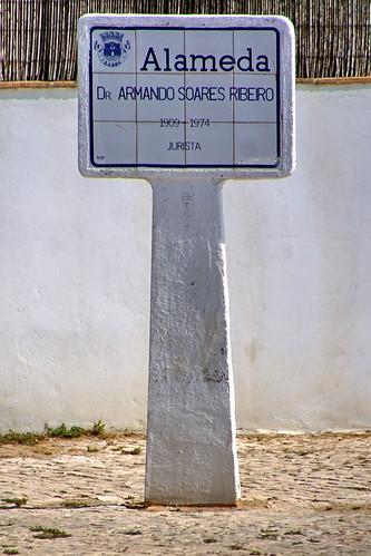Alameda Dr. Armando Soares Ribeiro