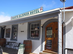 Historic Blinman an old copper mining town of the Flinders Ranges. The North Blinman Hotel opened in 1869 and is still trading with a gallery of good historical photographs. .