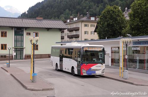 Bunte Buswelt - Zell am See